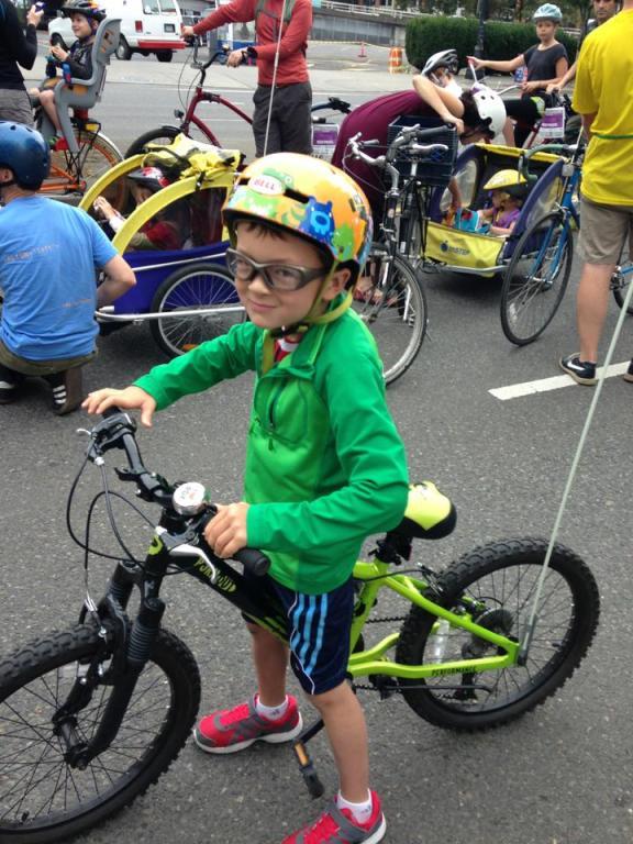 finny bike